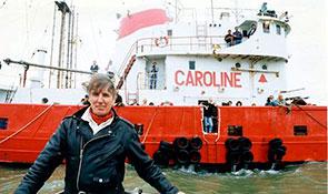 Radio Caroline and DJ Johny Walker